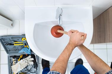 blocked drain DIY plumbing